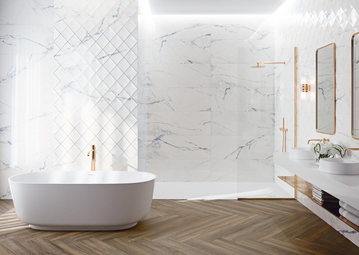 Luxury Bathrooms for Every Style  Grespania Blog