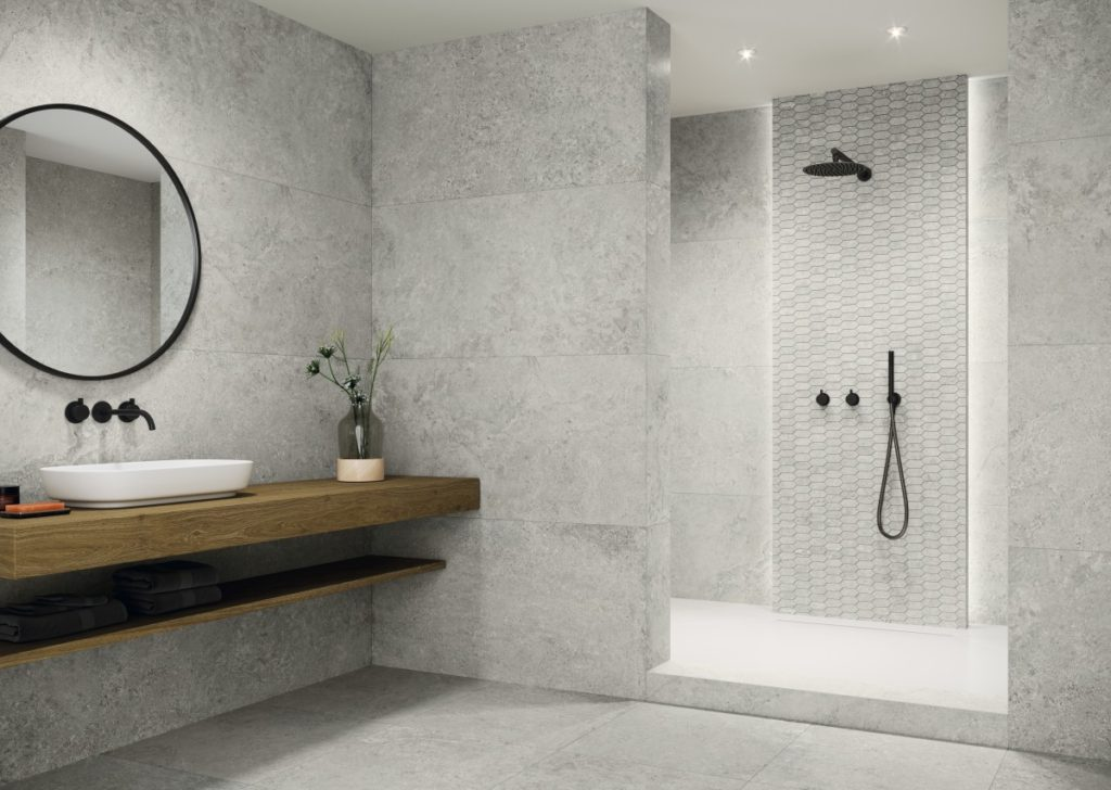CERAMIC TRENDS - STONE PORCELAIN TILE