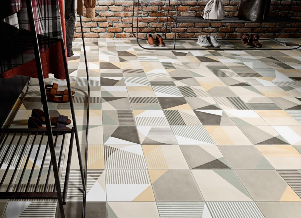 CERAMIC TRENDS - HYDRAULIC TILES