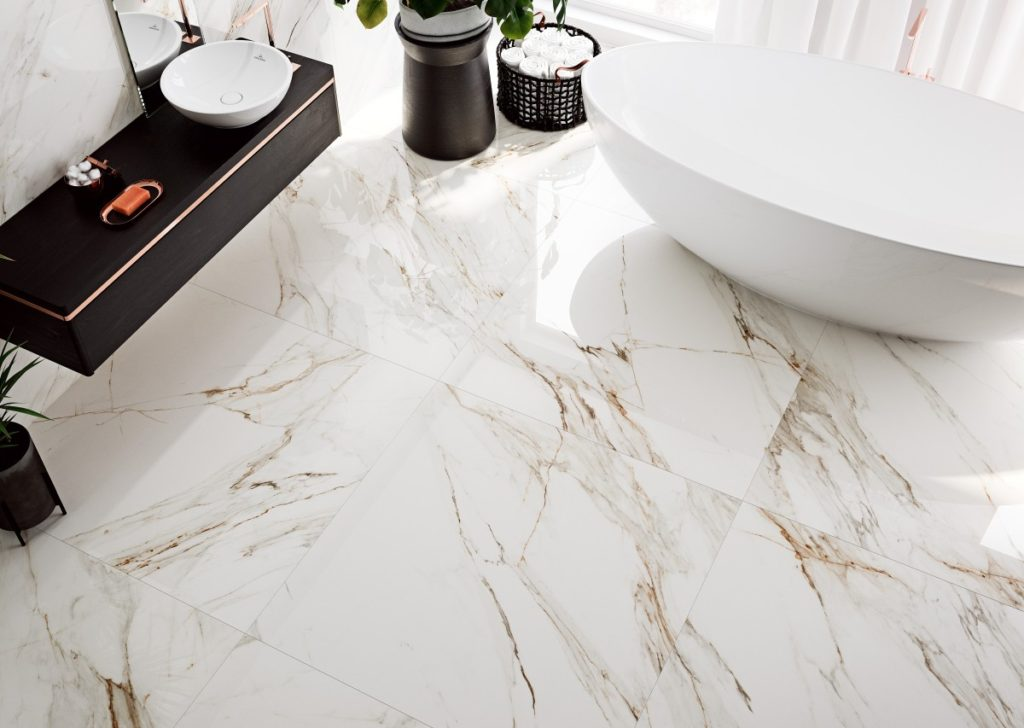 CERAMIC TRENDS - MARBLE PORCELAIN TILE