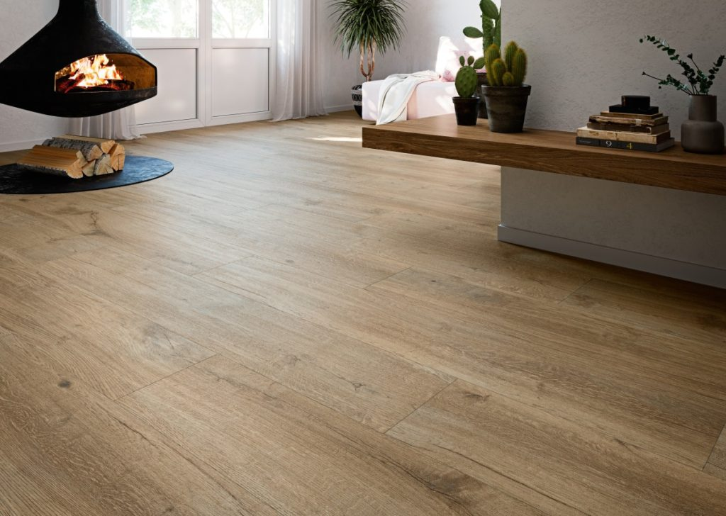 CERAMIC TRENDS - WOOD PORCELAIN TILE